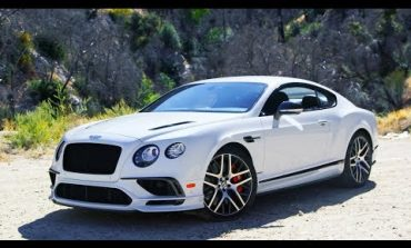 Tire Rack's Hot Lap | Bentley Continental GTC Supersport