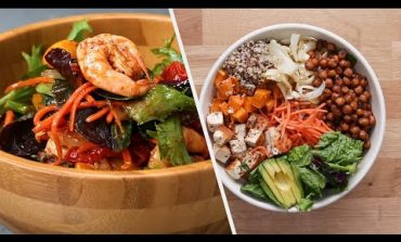 6 Healthy Meal Recipes for the New Year • Tasty