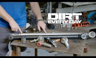 Heims, Johnnys, and Bushings: Different Types of Suspension Joints - Dirt Every Day Extra