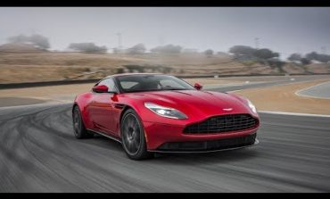 2017 Aston Martin DB11 Hot Lap! - 2017 Best Driver's Car Contender