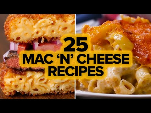 25 Mac 'N' Cheese Recipes
