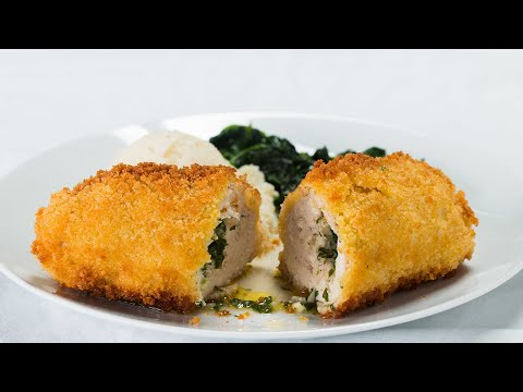 Garlic Butter-Stuffed Chicken