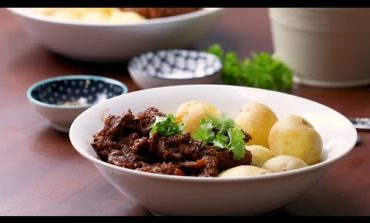 Beef Beer Goulash