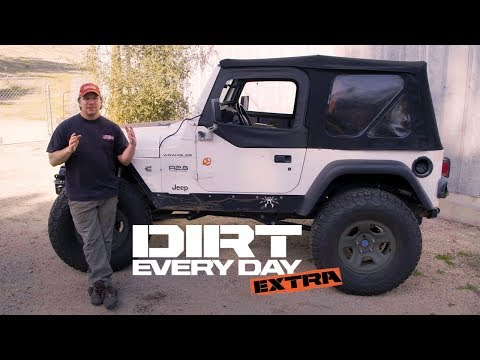 Viewer Question: Picking Your First Jeep Project – Dirt Every Day Extra