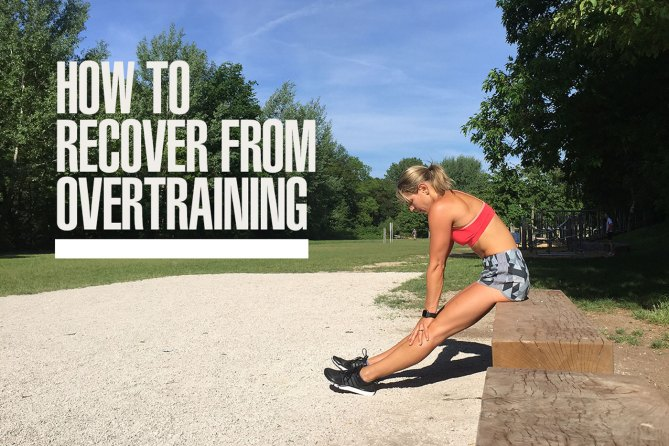 Why You Might Be Overtraining (And How to Recover Quickly)