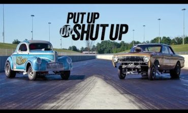 Vintage Gasser Drag Race Showdown! - Put Up or Shut Up Ep. 2