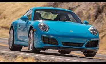 2017 Porsche 911 Carrera S Hot Lap! - 2016 Best Driver's Car Contender