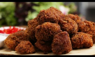 Popcorn Fried Chicken (Indian Style)