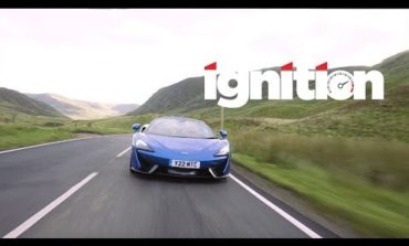 2018 McLaren 570S Spider: Convertible Supercar With No Compromise? - Ignition Ep. 185