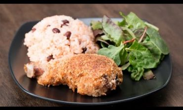Sweet & Spicy Oven-Fried Chicken
