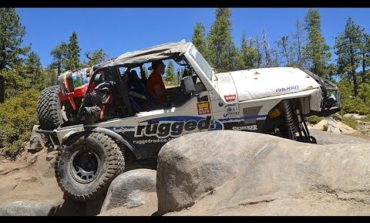 Placerville, CA to the Rubicon Trail and Coffee from a Helicopter - Ultimate Adventure 2016