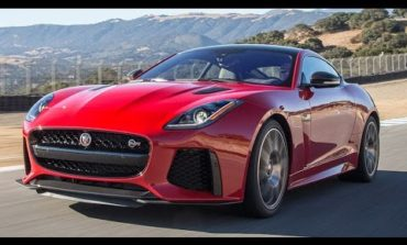 2017 Jaguar F-Type SVR Hot Lap! - 2016 Best Driver's Car Contender