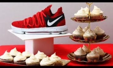 Red Velvet Cupcakes As Made By Kevin Durant