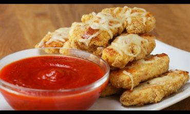 Chicken Parm Strips