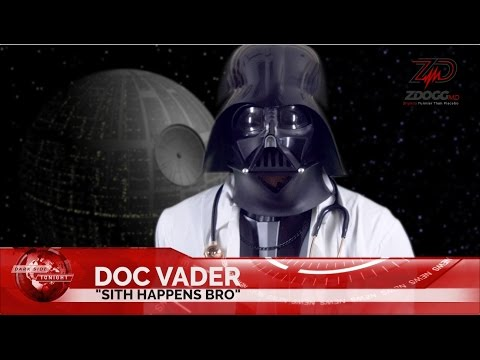 Dark Side Tonight with Doc Vader | AMA 001 | ZDoggMD.com