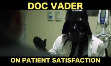 Doc Vader Vs. Patient Satisfaction Scores