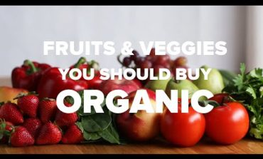 These Are The Fruits And Vegetables You Should Always Buy Organic