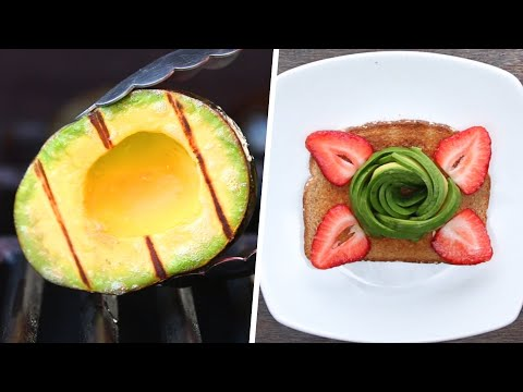 Avocado Recipes Beyond Guacamole