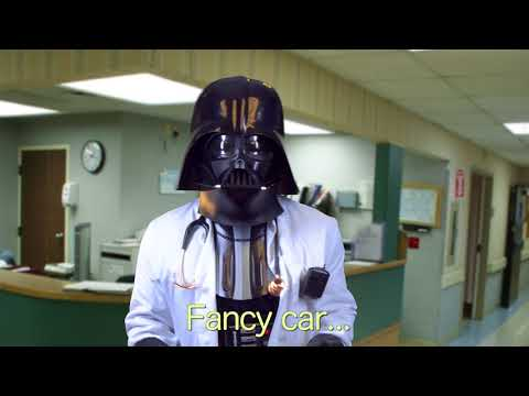 Does Vader Love His Job? | DocVader.com