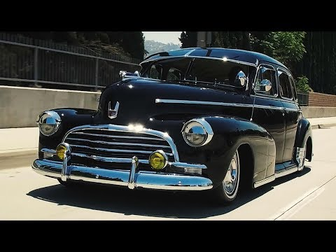 Rudy Campos & His 1946 Chevrolet Fleetmaster – Lowrider Roll Models Ep. 6