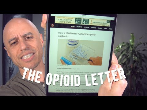 How Groupthink Killed Millions: The Opioid Letter | Incident Report 058