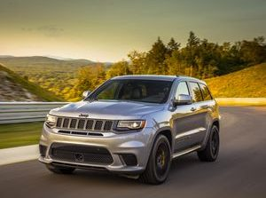 2019 Jeep Grand Cherokee Trackhawk review: Take the fast way home     - Roadshow