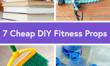 7 Cheap DIY Workout Props to Pimp Your Home Gym