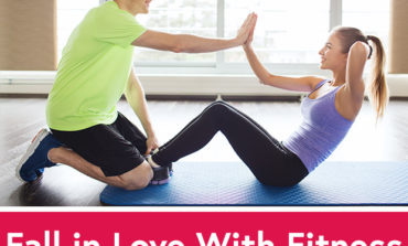 How to Fall in Love With Fitness in 4 Easy Steps