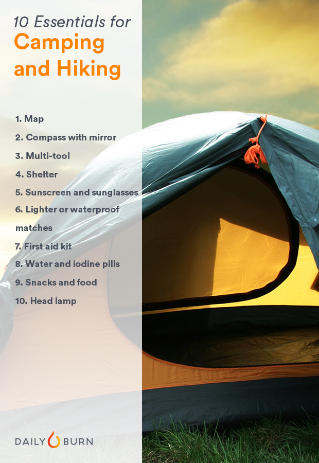 7 Camping Tips That Can Save Your Life