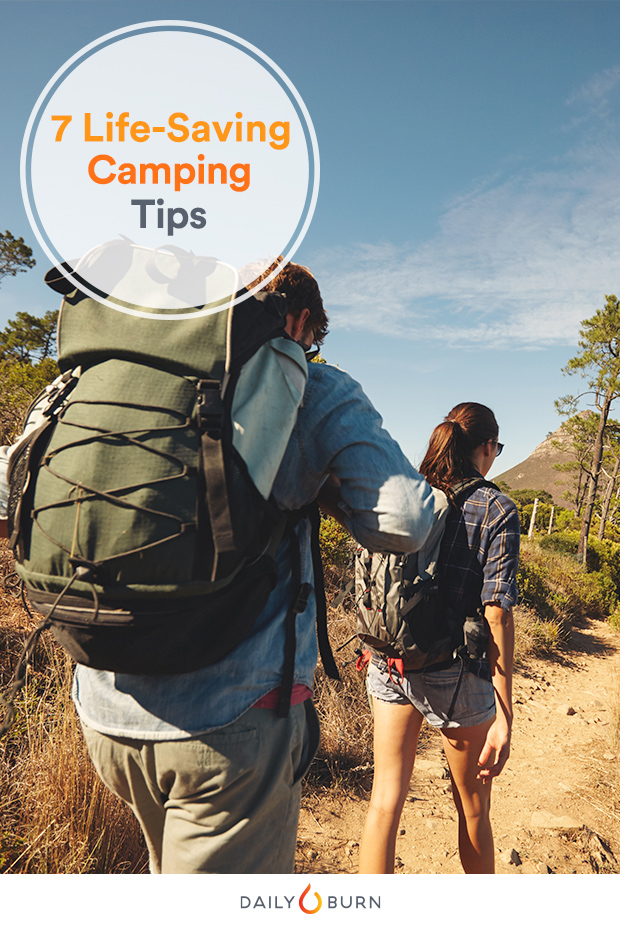 7 Life-Saving Camping Tips