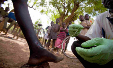 The Last Days Of Guinea Worm