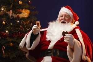 100,000,000 Miles Later: Santa Diagnosed with Acute Pulmonary Embolism