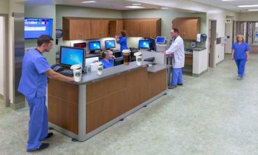 Study Finds No Nurses Station Exists With 1:1 Ratio of Computers to Chairs