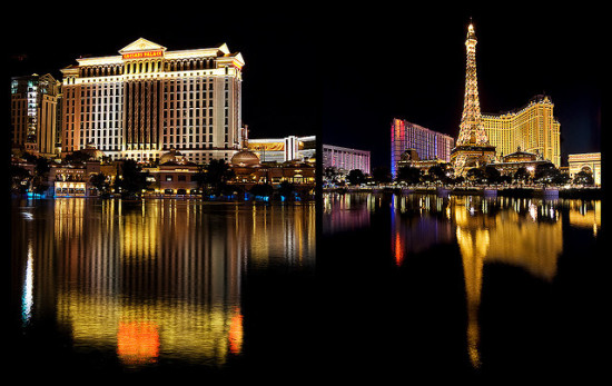 United – $126: Chicago – Las Vegas (and vice versa). Roundtrip, including all Taxes