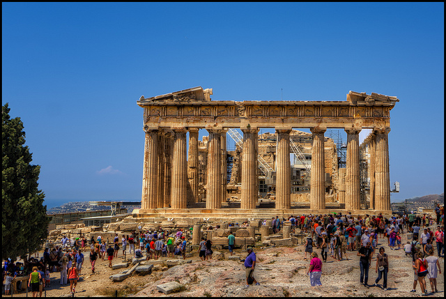 Delta – $702: Miami – Athens, Greece. Roundtrip, including all Taxes
