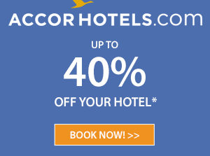 Hotel sales with Accor, Best Western, Caesars, Fairmont, Hilton, Intercontinental, Marriott, Radisson, Starwood, Wyndham and Others